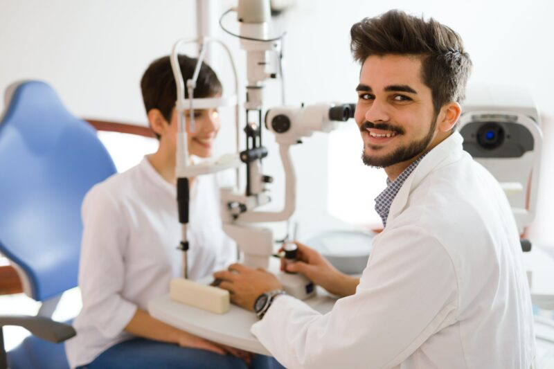 Optometrist IT Support in Calgary - MVP IT - Managed IT Services Calgary